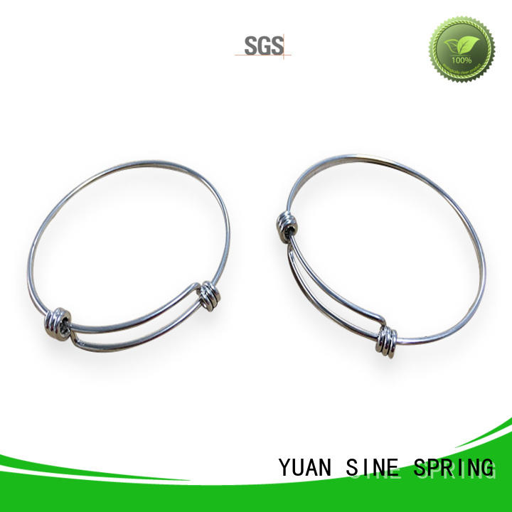 YUAN SINE SPRING available wire forming wholesale for hanger