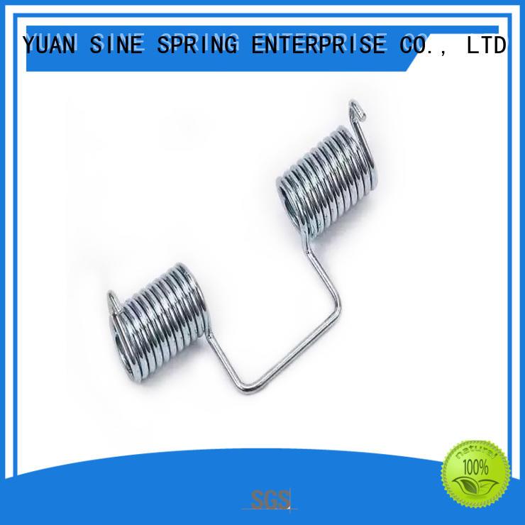 YUAN SINE SPRING custom lowes torsion spring supplier