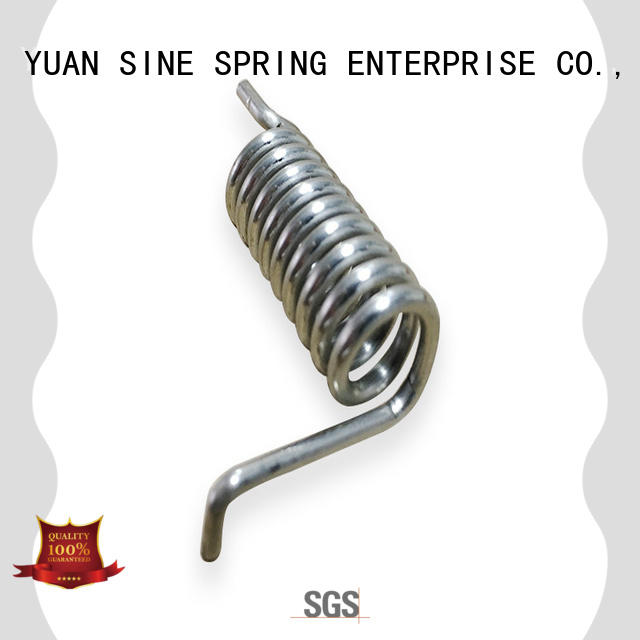 YUAN SINE SPRING stainless small torsion springs series for glasses and spectacle frame
