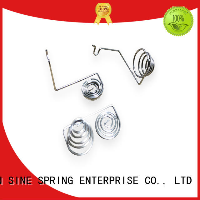 YUAN SINE SPRING wire wire form spring wholesale for house wares components
