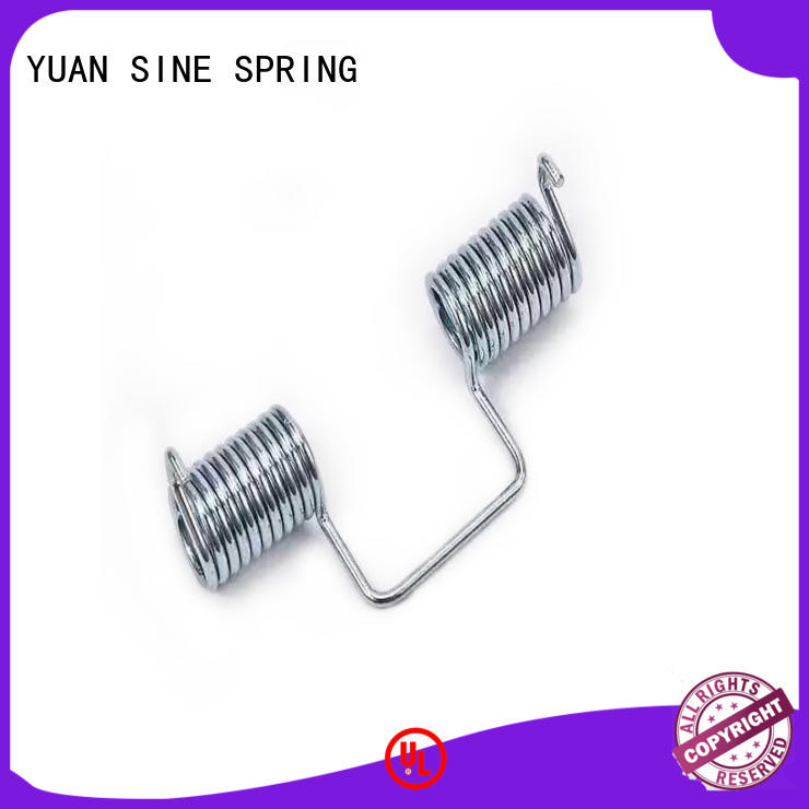 YUAN SINE SPRING tension torsion spring for business for glasses and spectacle frame