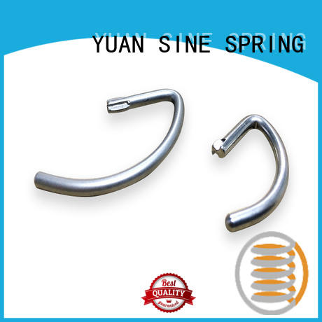 YUAN SINE SPRING smart hollow tube wire form meet your upmost precision requirements for kitchen tool