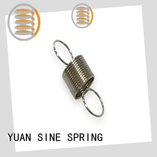 YUAN SINE SPRING helical extension springs wholesale for blood pressure device tester