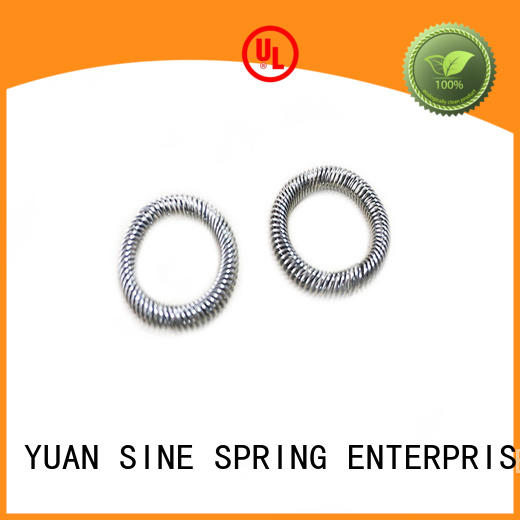 Latest helical compression spring steel factory for hardware tools