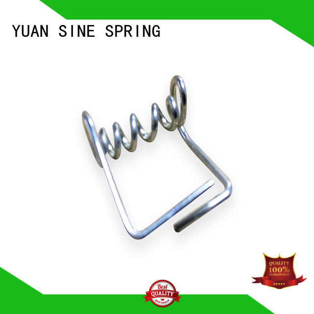 YUAN SINE SPRING medical types of compression springs series for hardware tools