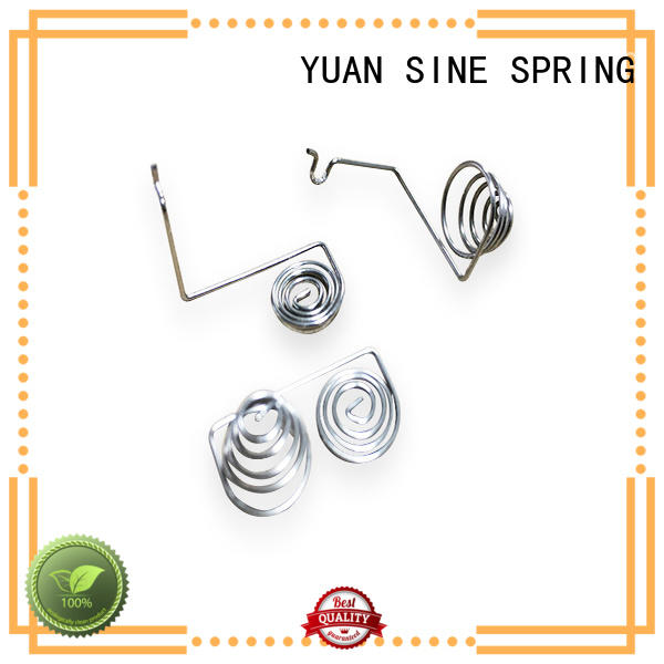 YUAN SINE SPRING Top spring wire company for outdoor equipment accessories