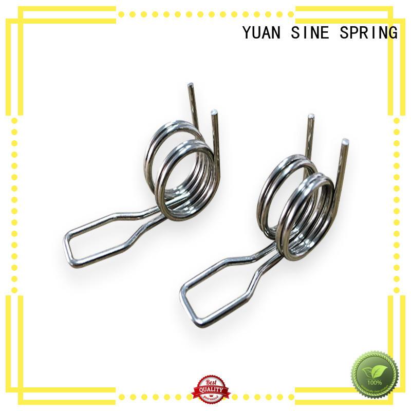 YUAN SINE SPRING double spiral torsion spring hyperthermy