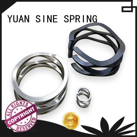 suspension spring disc for music box YUAN SINE SPRING