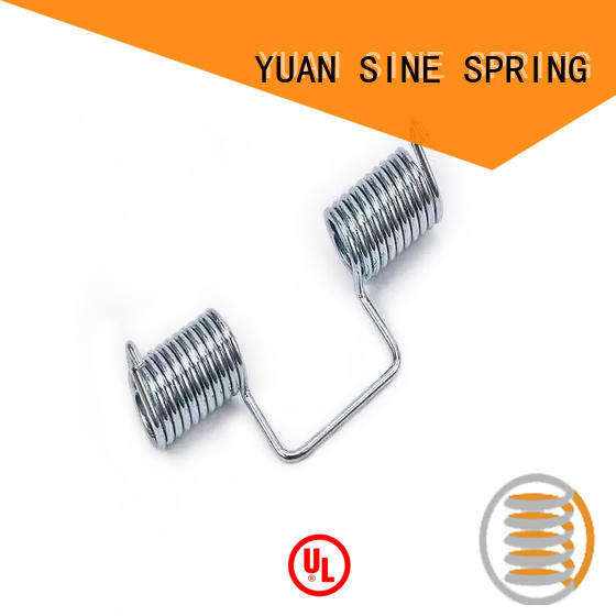 heavy duty torsion springs parallel spectacle YUAN SINE SPRING Brand custom torsion springs