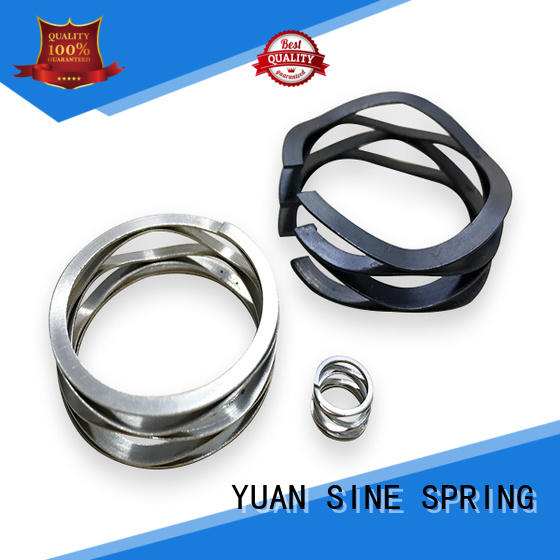 YUAN SINE SPRING Latest wave spring manufacturers company for guitar