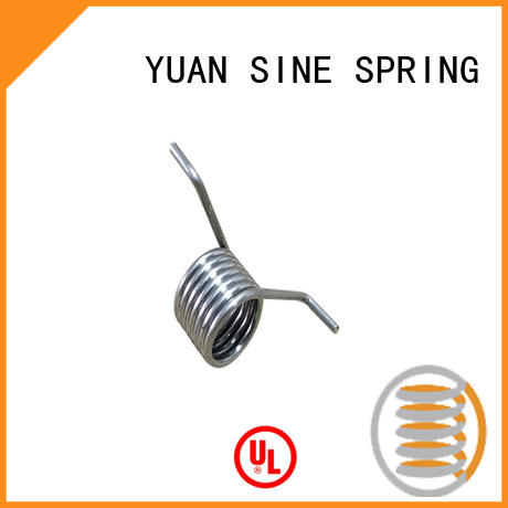 spring small torsion springs on sale YUAN SINE SPRING