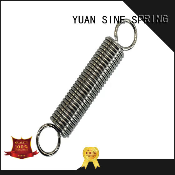 YUAN SINE SPRING Brand ends large extension springs close supplier