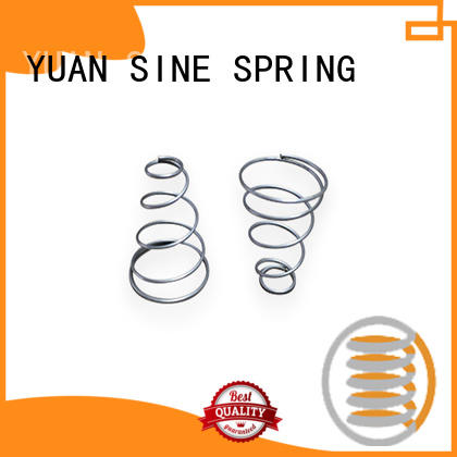 compression spring material compress for hardware tools YUAN SINE SPRING