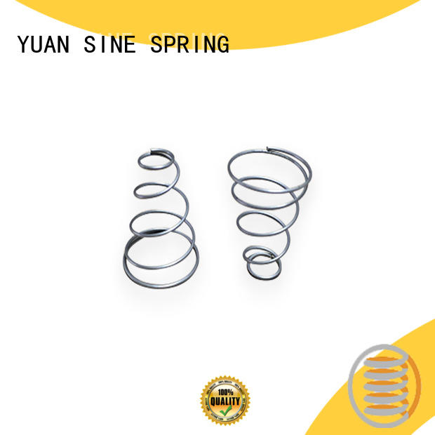 medical helical compression spring clock easy to grasp for hardware tools