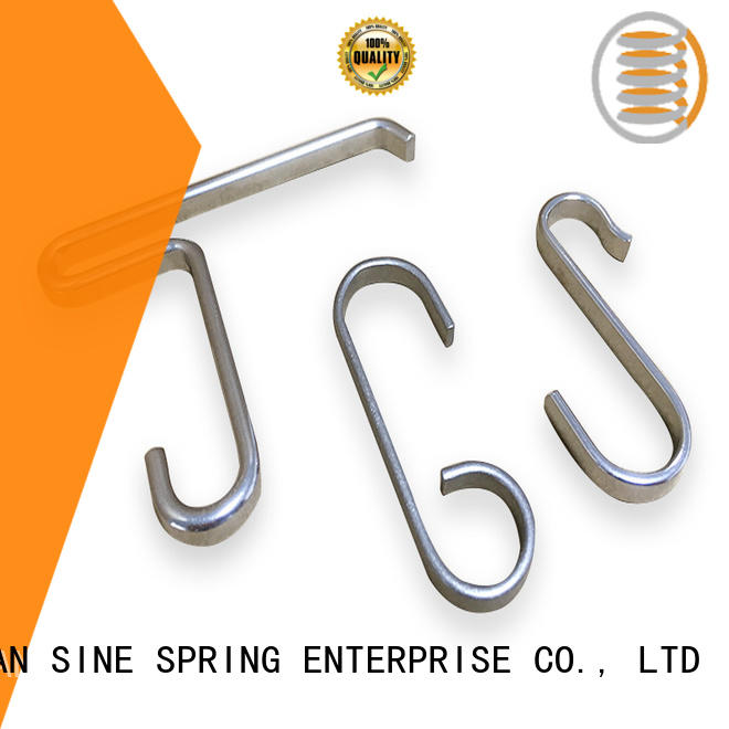 YUAN SINE SPRING sporting wire forming supplier for hanger