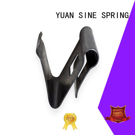 sporting custom wire forming carbon home YUAN SINE SPRING