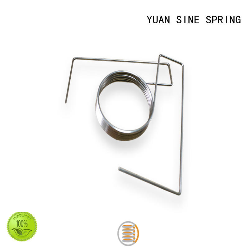 YUAN SINE SPRING flat wire forming with a variety of materials for hanger