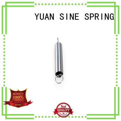 YUAN SINE SPRING loop tension spring manufacturer for communication router