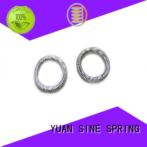 YUAN SINE SPRING Latest precise compression springs Suppliers for toys