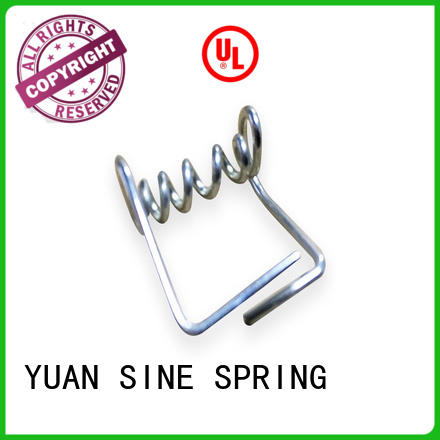 YUAN SINE SPRING Wholesale stock compression springs Supply for pressure pump