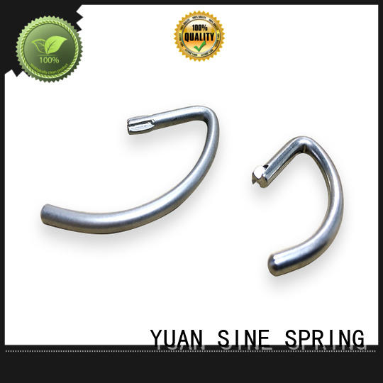 YUAN SINE SPRING Wholesale wire shapes factory for ear sets