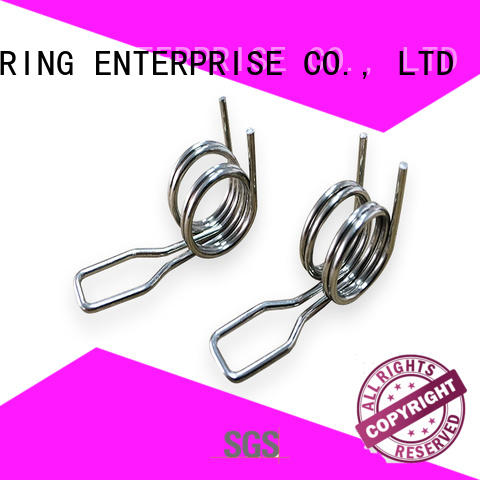 spring heavy duty torsion springs with different shape for glasses and spectacle frame YUAN SINE SPRING