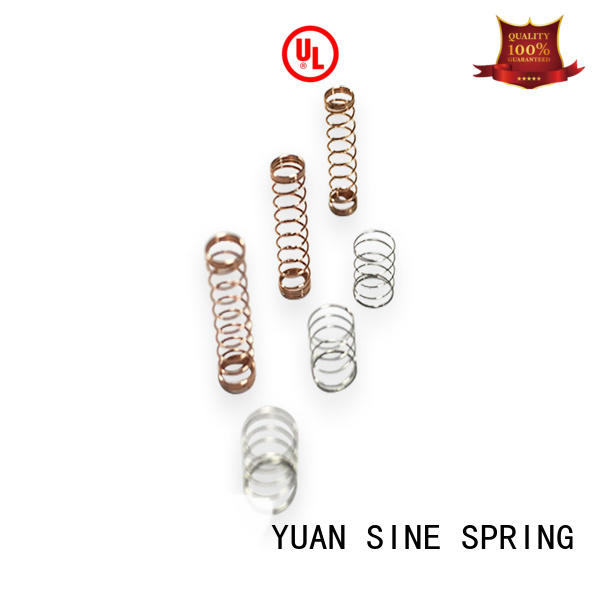 steel compression spring steel for bicycles YUAN SINE SPRING