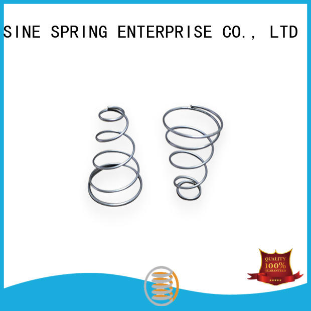different helical compression spring springs easy to grasp for motor vehicles