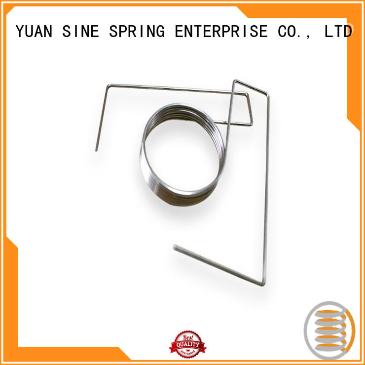 YUAN SINE SPRING special precision wire forms supplier for house wares components