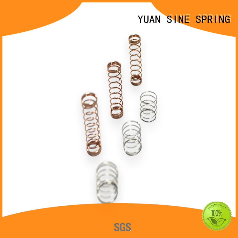 YUAN SINE SPRING New compression springs australia company for pressure pump