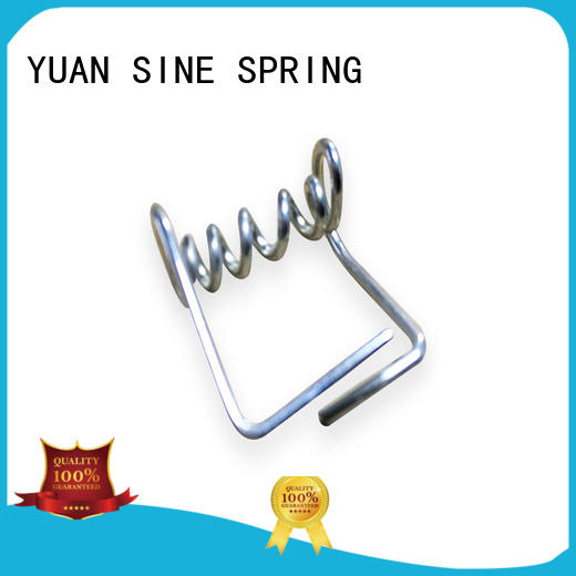 spring compression spring material series for motor vehicles YUAN SINE SPRING