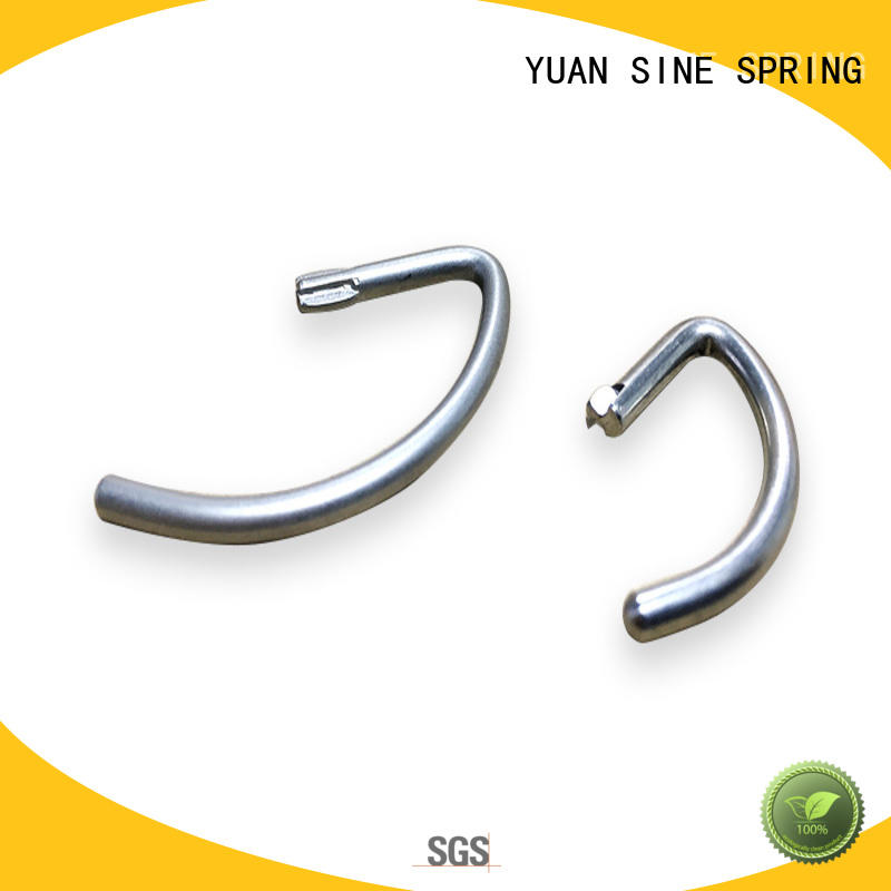 YUAN SINE SPRING Best bent wire Suppliers for house wares components