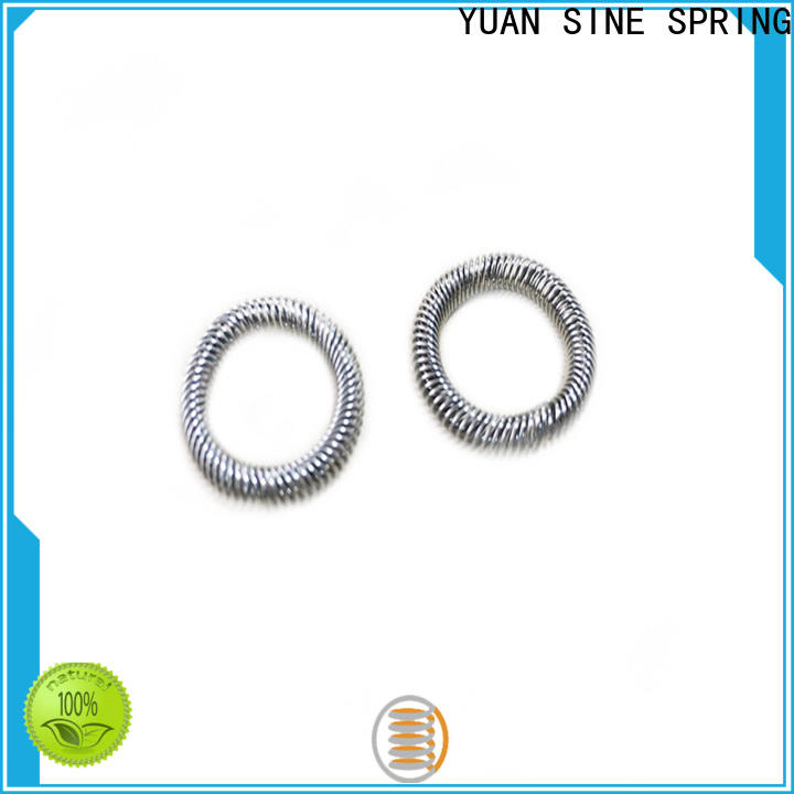 YUAN SINE SPRING industries compression springs uk Supply for toys